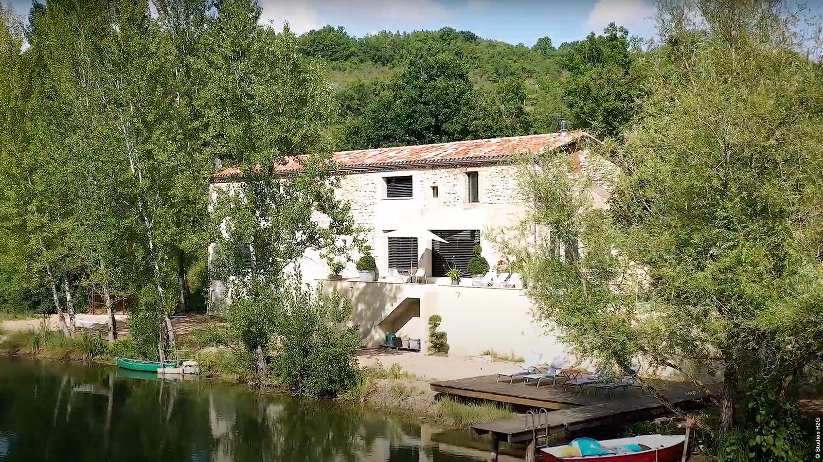 Maison particulier dans le Tarn rénovation réalisée par Bulditec